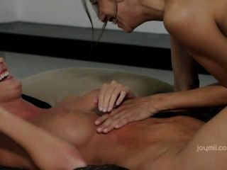 Lesbisch Lesbische Massage