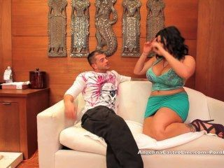 Big Titted Angelina Castro Fickt Ein Tourist In Miami !!