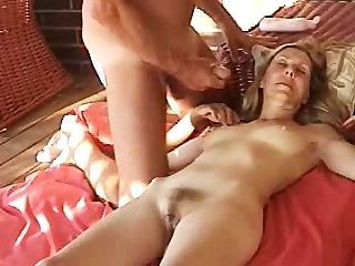 Cumming Auf Sie, Nachdem Sie Gegessen Wurde
