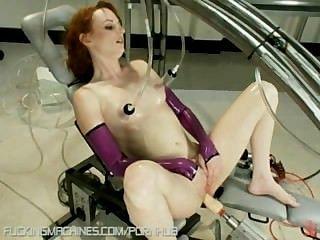 Sci-fi-maschine Fickmaschine