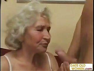 Scottish Alte Oma Wird Gefickt