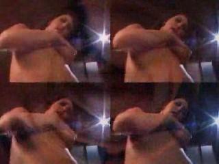 Cody Spur Auf Einem Dicken Schwanz Würgen