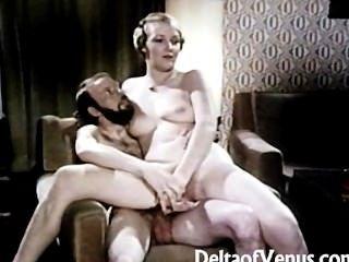 Jahrgang Porno 1970er Jahre - Klassiker Zwischen Verschiedenen Rassen Deutsch