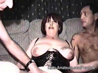 Selbst Gemachte Film Mit Reife Frau Und Drei Männer