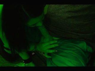 Zoey Streiks In Der Nacht * Nachtsicht *