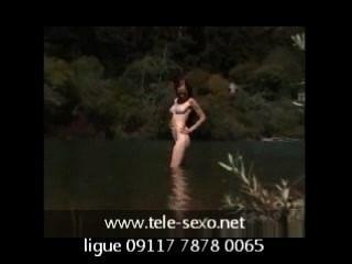 Natürliche Rotschopf Durch Fluss Voyeur Aussteigen Www.tele-sexo.net 09117 7878 00