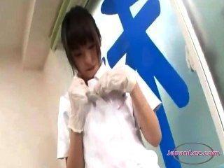 Schülerin Fingersatz Einander Fotzen Mit Dem Zahnarzt In Der Chirurgie