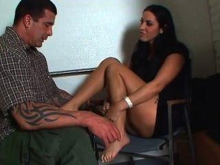 Essen Meine Füße - Veronica Rayne Foot