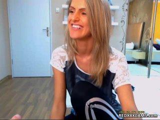 Camgirl Webcam Zeigen 12