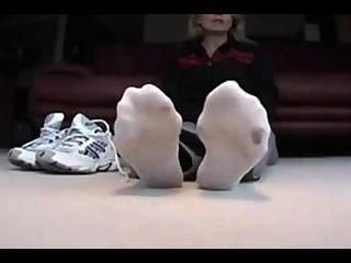 Sexy Füße Und Socken Pov Teil 1