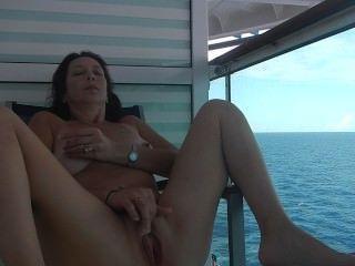 Nackt Kreuzfahrt Sex Auf Dem Balkon