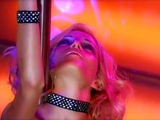 Erotische Kunst-striptease Poltanz