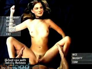 Natalie Portman Gefälschte Sex-video 3