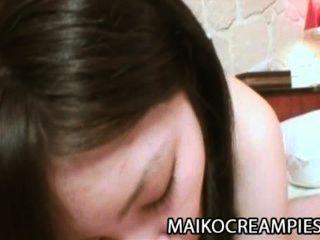 Maya Yasuhara - Ziemlich Jav Teenager Von Einem Alten Mann Creampied