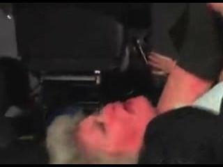 Lusty Oma Effie Entführt Und Schwer In Van Gefickt