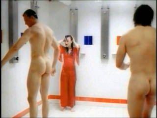 Frauen In Duschen / Lockerooms Mit Männern