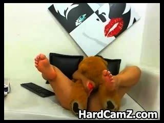 Vollbusige Latin Webcam Babe