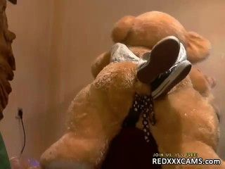 Cute Teen In Webcam - Folge 341