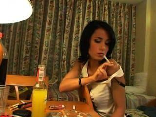 Jade Laroche Rauchen