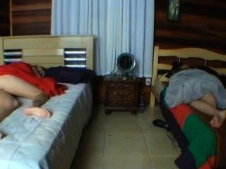 Schlafen Fußanbetung