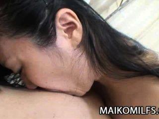 Mari Inui: Orgastischen Sex Mit Heißen Japanischen Milf