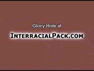 Schwarzen Schwanz Glory Hole Für Einen Latin Cutie!