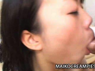 Tomoe Asai: Spannende Sex Mit Einem Heißen Reifen Japanischen