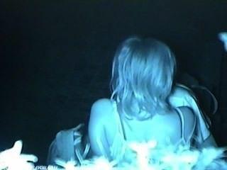 Versteckte Kamera In Der Nacht Park Sex