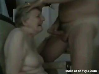 Oma Liebt Dick